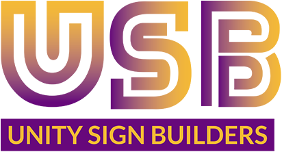Unity Sign Builders